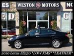 2010 Lexus ES 350 **ES350**WOW!!ONLY49KM**SUNROOF** in York, Ontario