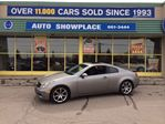 2004 Infiniti G35 PREMIUM WITH SPORTS PKG! ONLY 94,947KMS ONE OWNER! in North York, Ontario
