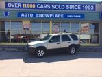 2005 Ford Escape XLT AWD, 6 CYL AND LEATHER SEATING! in North York, Ontario