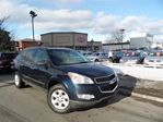 2010 Chevrolet Traverse AWD 8PSGR DVD in Scarborough, Ontario