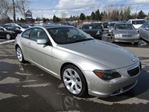 2006 BMW 6 Series 36 MONTH TERM ONLY 650I/FLAWLESS/SMG in Calgary, Alberta