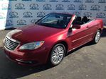 2011 Chrysler 200 Touring Convertable/Loaded/Low KM's in Burlington, Ontario