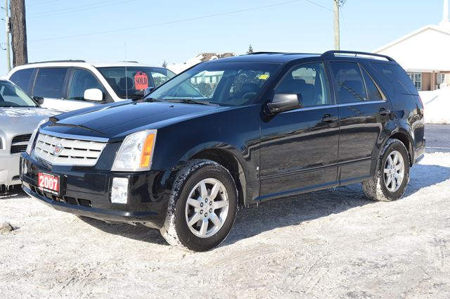 2007 Cadillac Srx Ottawa Ontario Used Car For Sale