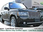 2011 Land Rover Range Rover Supercharged - 510 horsepower, air ride suspension, Rear Entertainment System! in Edmonton, Alberta