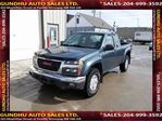 2006 GMC Canyon SLE 4x4 Crew Cab 5 ft. box 126 in. WB in Winnipeg, Manitoba