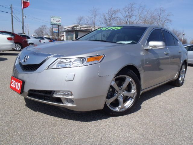2010 acura tl sh awd silver durham automotive. Black Bedroom Furniture Sets. Home Design Ideas