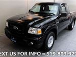 2010 Ford Ranger SPORT V6 AUTOMATIC! ALLOYS! POWER PKG! $59 WKLY@ 4 in Guelph, Ontario