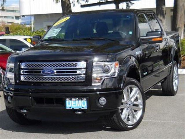 2014 ford f 150 limited ecoboost 4x4 supercrew fully loaded demo surrey british columbia used. Black Bedroom Furniture Sets. Home Design Ideas