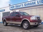 2007 Ford F-150 Lariat 4x4 SuperCrew Cab Styleside 6.5 ft. box 150 in. WB in Val Gagne, Ontario