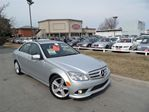 2010 Mercedes-Benz C-Class C300 4MATIC SPORT+ PREM PKG in Scarborough, Ontario