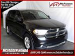 2013 Dodge Durango SXT 4dr All-wheel Drive in Lethbridge, Alberta