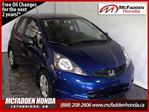 2009 Honda Fit DX-A - MVP Priced & Accident Free! in Lethbridge, Alberta