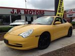 2003 Porsche 911 Manual Leather Sunroof in Burlington, Ontario
