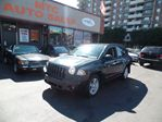 2007 Jeep Compass Sport/North - As low as 106$ Bi-Weekly + taxes - ONLY 65 000 KM - EXTRA CLEAN in Ottawa, Ontario