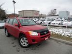 2009 Toyota RAV4 4WD 4CYL DUAL DVD in Scarborough, Ontario