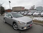 2012 Nissan Maxima LEATHER PANORAMIC ROOF NO ACCIDENT in Scarborough, Ontario