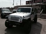 2007 Jeep Wrangler X HARD & SOFT TOP, FREE OF ACCIDENTS in Scarborough, Ontario