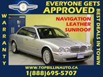 2005 Jaguar XJ Series XJ Vanden Plas ** NAVIGATION ** in Vaughan, Ontario