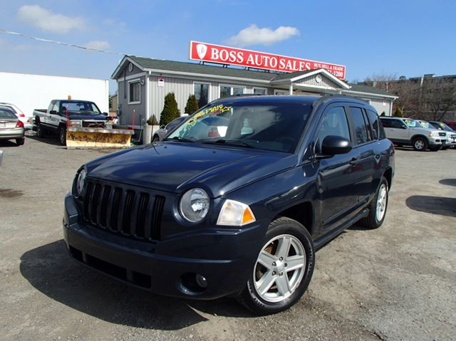 2008 jeep compass sport oshawa ontario used car for sale 1654477. Black Bedroom Furniture Sets. Home Design Ideas