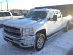 2011 Chevrolet Silverado 2500  LTZ Crew Cab Leather Sunroof Diesel 4*4 in Burlington, Ontario