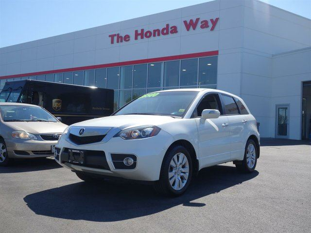 2011 ACURA RDX Technology Package in Abbotsford, British Columbia