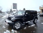 2014 Jeep Wrangler Unlimited Sahara in Huntsville, Ontario