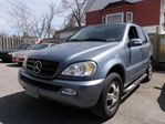 2005 Mercedes-Benz M-Class ML350 Elegance Premium PKG in Scarborough, Ontario