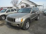 2006 Jeep Grand Cherokee Laredo 4X4,auto,loaded,210K,18M wrty finance avl in Ottawa, Ontario