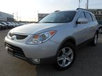 2007 Hyundai Veracruz LTD - 7PASS - DVD - LEATHER - SUNROOF in Oakville, Ontario