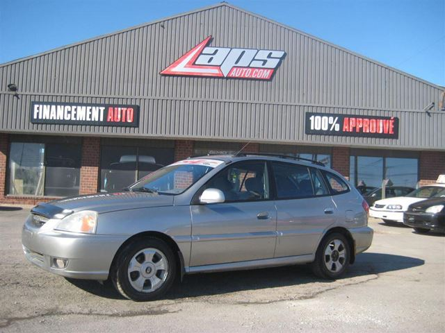 2003 kia rio rxv financement maison sainte catherine for Auto financement maison