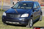 2007 Mercedes-Benz M-Class  ML320 CDI 4Matic in Brampton, Ontario