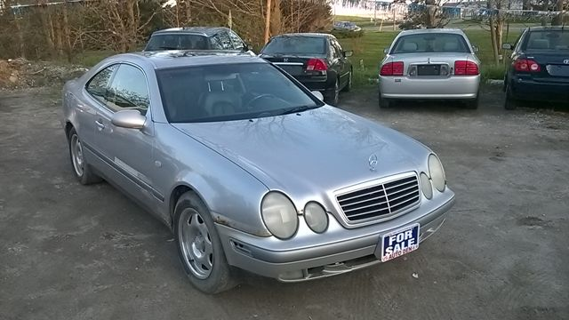 1998 mercedes benz clk class grey auto den caledon for Enterprise mercedes benz