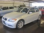 2007 BMW 3 Series i, 6 SPEED, LOADED, EXTENDED WARRANTY in Toronto, Ontario