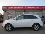 2010 Acura MDX TECH PKG-NAVI-DVD-CAMERA-1 OWNER-NO ACCIDENTS-CDN in Scarborough, Ontario