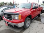 2011 GMC Sierra 1500 WELL EQUIPPED SLE MODEL 6 PASSENGER TWO-WHEEL DRIVE.. EXT-CAB.. SHORTY.. in Bradford, Ontario