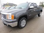 2011 GMC Sierra 1500 WELL EQUIPPED SLE MODEL 5 PASSENGER 4X4.. EXT-CAB.. SHORTY.. FLEX FUEL.. in Bradford, Ontario