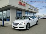 2013 Nissan Sentra S WITH STEERING WHEEL AUDIO CONTROLS in Prince Albert, Saskatchewan