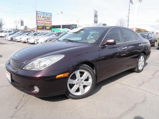 2005 lexus es 330 sunroof alloys leather tinted windows. Black Bedroom Furniture Sets. Home Design Ideas