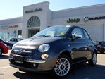2014 Fiat 500 Lounge NEW CONVERTIBLE LEATHER KEYLESS ENTRY ALLOYS in Thornhill, Ontario