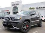 2014 Jeep Grand Cherokee SRT8 4X4 LOADED NAV LEATHER PANO SUNROOF  BREMBO in Thornhill, Ontario