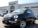 2014 Fiat 500 Lounge NEW LEATHER SUNROOF KEYLESS ENTRY CD/MP3 PLAYER in Thornhill, Ontario