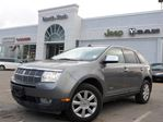 2009 Lincoln MKX NAV LEATHER SUNROOF REAR REAR SENSORS SAT RADIO ALLOYS in Thornhill, Ontario