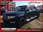 2009 Honda Ridgeline EX-Leather in Lethbridge, Alberta