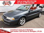 2004 Volvo C70 Automatic, Leather, Convertible, 89,000km in Burlington, Ontario