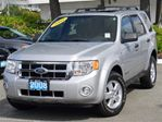2008 Ford Escape XLT V6 4X4 w Sunroof, Power Seat in Surrey, British Columbia