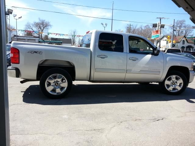 2010 Chevrolet Silverado 1500 LTZ Crew Cab 4x4 Leather