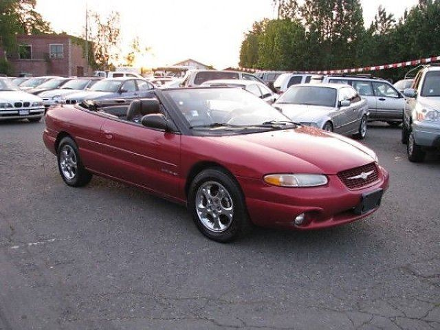 2000 CHRYSLER SEBRING JXi in Koksilah, British Columbia