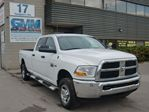 2011 Dodge RAM 2500 SLT Crew Cab Long Box 4X4 Gas in North York, Ontario