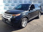 2013 Ford Explorer XLT/Loaded/S-roof/Navigation/76 K's! in Burlington, Ontario