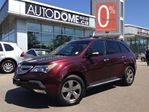 2009 Acura MDX ELITE AWD NAVIGATION DVD BACK UP CAM Canadian in Mississauga, Ontario